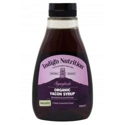 Xarope de Yacon Biológico (Indigo Nutrition)
