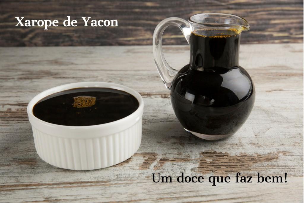 Xarope de Yacon Biológico