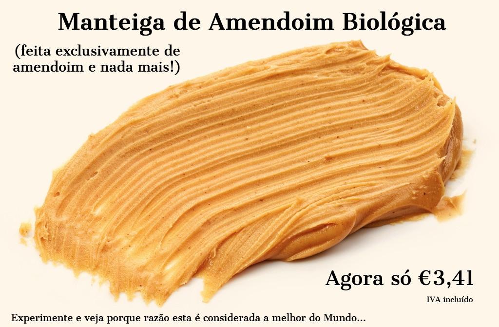 A melhor Manteiga de Amendoim do Mundo!